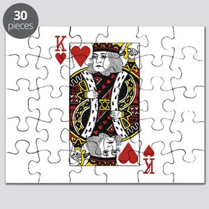 King of Hearts Puzzle