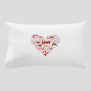 Love Heart Pillow Case