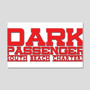 Dark Passenger 2 20x12 Wall Decal