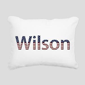 Wilson Rectangular Canvas Pillow