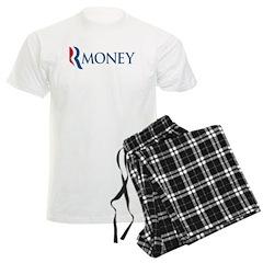 Anti-Romney RMONEY Men's Light Pajamas