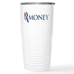 Anti-Romney RMONEY Stainless Steel Travel Mug