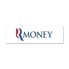 Anti-Romney RMONEY Car Magnet 10 x 3