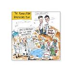 Mitt Romney - Paul Ryan Health Care Plan Square St