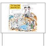 Mitt Romney - Paul Ryan Health Care Plan Yard Sign