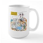 Mitt Romney - Paul Ryan Health Care Plan Large Mug