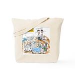 Mitt Romney - Paul Ryan Health Care Plan Tote Bag