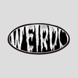 Weirdo Sticker Patches