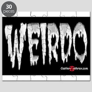 Weirdo Sticker Puzzle