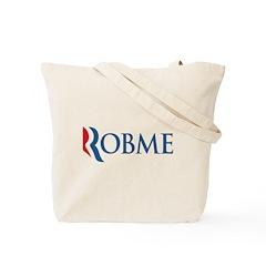 Anti-Romney Robme Tote Bag