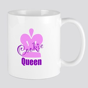 Cookie Queen Mug