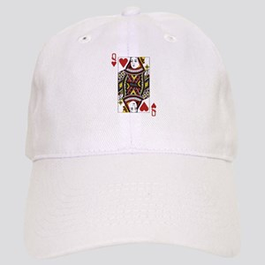 Queen of Hearts Cap