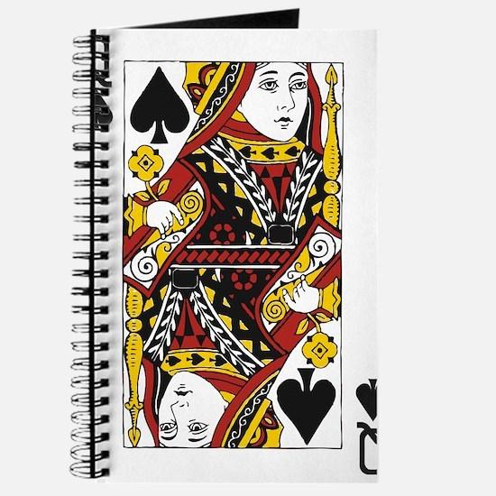 Queen of Spades Journal
