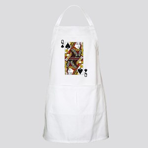 Queen of Spades Apron