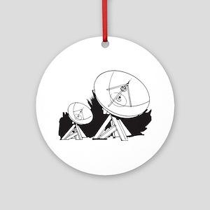 Satellites Ornament (Round)