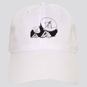 Satellites Cap