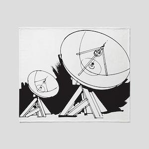 Satellites Throw Blanket