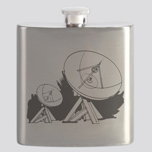 Satellites Flask