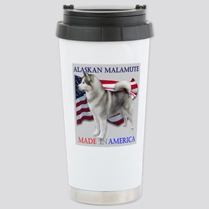 Made in America Stainless Steel Travel Mug