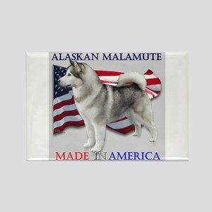 Made in America Rectangle Magnet (100 pack)