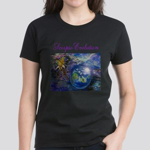 Zodiac Sign Women's Dark T-Shirt