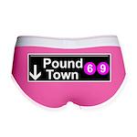 pound town Women's Boy Brief
