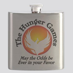 The Hunger Games Flask