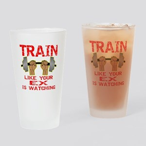 Like Your Ex Is Watching Drinking Glass