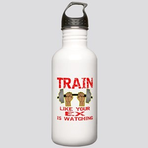 Like Your Ex Is Watching Stainless Water Bottle 1.