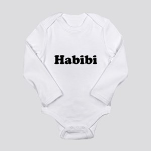 Habibi Long Sleeve Infant Bodysuit