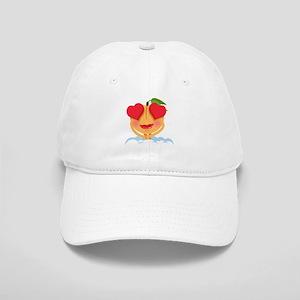 Emoji Heart Eyes Cap