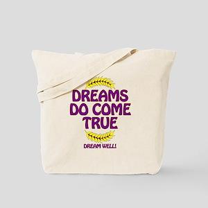 DreamsDoComeTrue.png Tote Bag