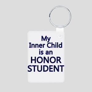 inner child honor Aluminum Photo Keychain