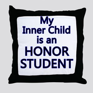 inner child honor Throw Pillow