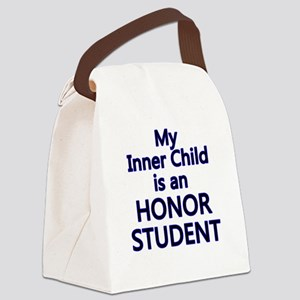 inner child honor Canvas Lunch Bag