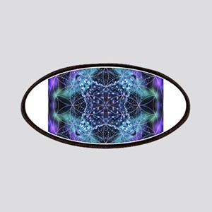 Flower of Life Mandala Patches