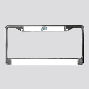 Wildcat License Plate Frame