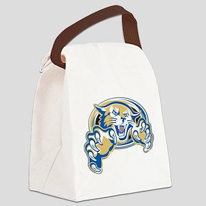 Wildcat Canvas Lunch Bag