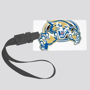 Wildcat Large Luggage Tag
