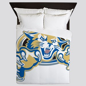 Wildcat Queen Duvet