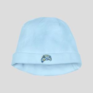 Wildcat baby hat