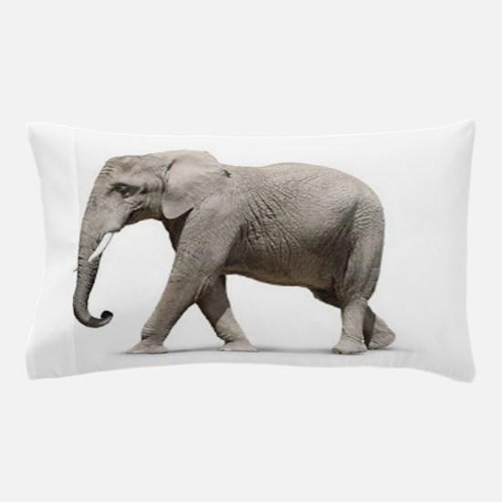 Elephant Photo Pillow Case
