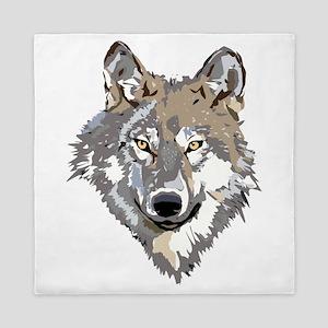 Wolf Queen Duvet