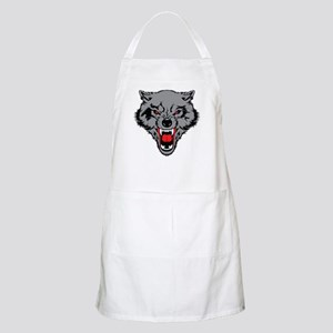Angry Wolf Apron