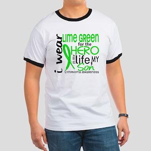 Hero in Life 2 Lymphoma Ringer T