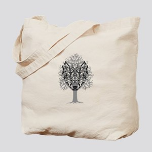 EYES OF FOREST Tote Bag