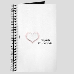 I heart English Foxhounds Journal