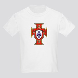 portugal.logo.gif Kids Light T-Shirt