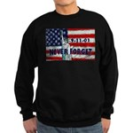 911 Never Forget Sweatshirt (dark)
