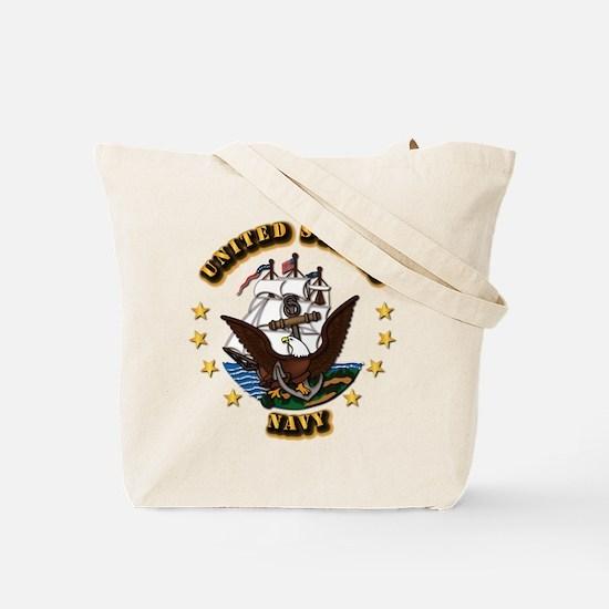Navy - Rate - BT Tote Bag